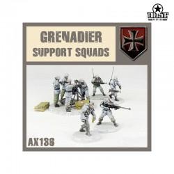 Grenadier Support Squads