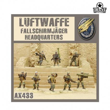 Fallschrimjager Headquarters