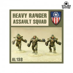 Heavy Ranger Assault Squad