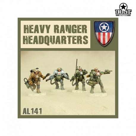 Heavy Ranger Headquarters