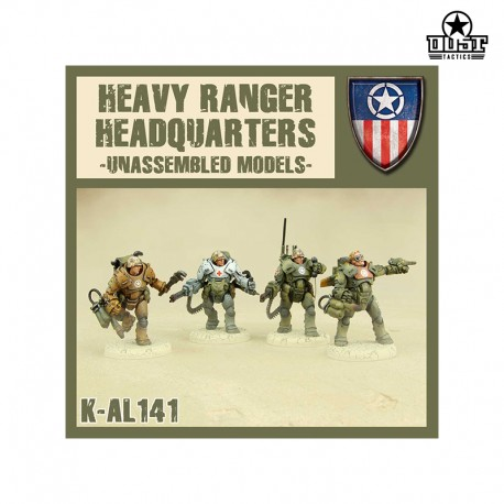 Heavy Ranger Headquarters