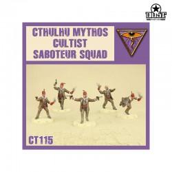 Cthulhu Mythos Cultist Saboteurs