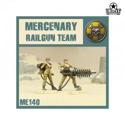 Mercenary Railgun Team