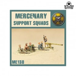 Mercenary Support Squads