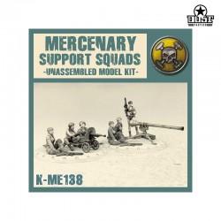 Mercenary Support Squads