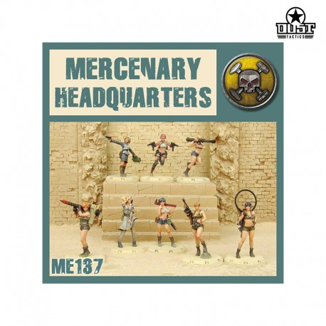 Mercenary Headquarters