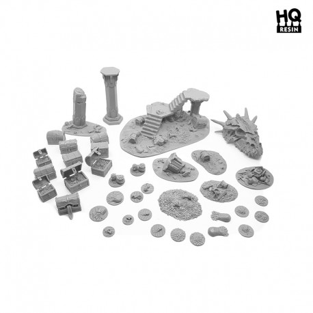 Dragon's Lair - Diorama Resin Kit