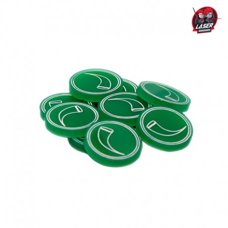 Horn Tokens Set (10)