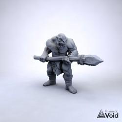Orc with spear - Aghar
