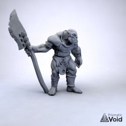 Orc with spear - Bluth