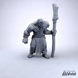 Orc with spear - Cagurgh