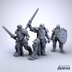Warforged Fighters