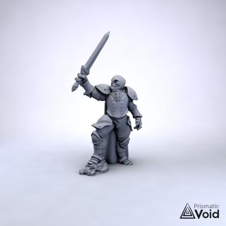 Warforged Fighter - Bender