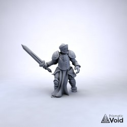Warforged Fighter - Arsenal