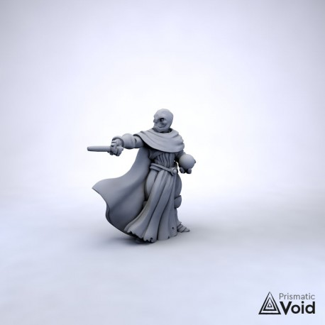 Warforged Spellcaster - Achiever