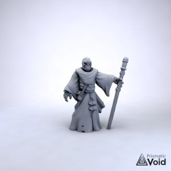 Warforged Spellcaster - Carver