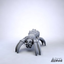 Gigant spider - Clumgh