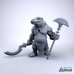 Orc with spear - Aghar