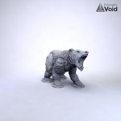 Bear - enraged