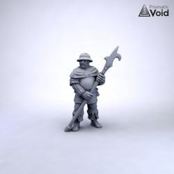 City Guard -  Boris with guisarme