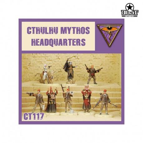 Cthulhu Mythos Headquarters