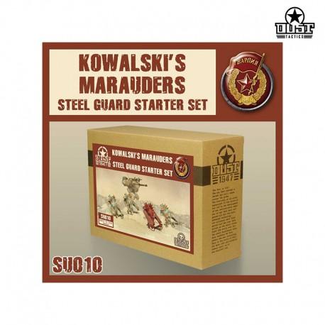 Kowalski's Marauders Starter Set