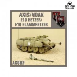 E10 Hetzer/Flammhetzer