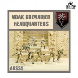 NDAK Grenadier Headquarters