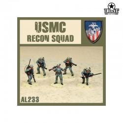 USMC Reconaissance Squad