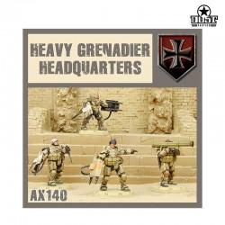 Heavy Grenadier Headquarters