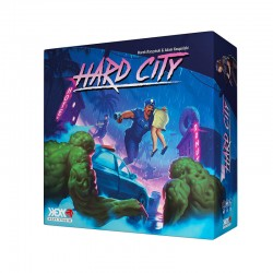 Hard City [ENG]