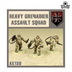 Heavy Grenadier Assault Squad
