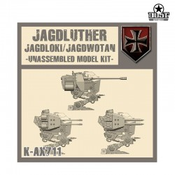 Jagdluther/Jagdloki/Jagdwotan Kit (Unassembled)