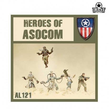 Heroes of ASOCOM Kit