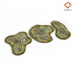 Swamp - 2D Rubber Terrain