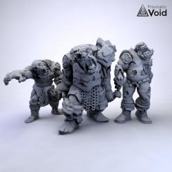 Zombie Orcs