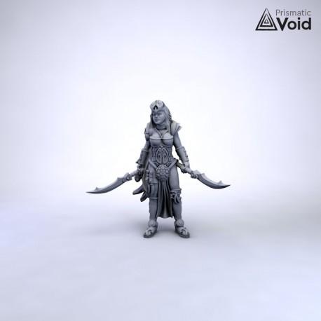 Amazon Warrior - Bere'nica