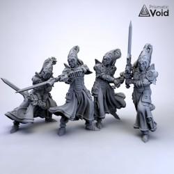 Elven Champions
