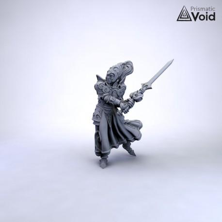 Elven Champion - Calanrean