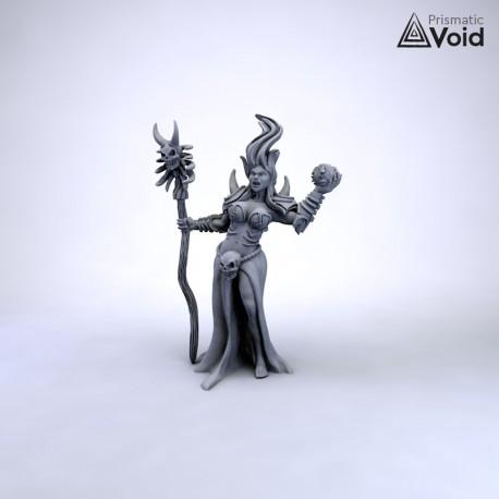 Morta the Necromancer