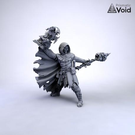 Zarif - Wizard Summoner