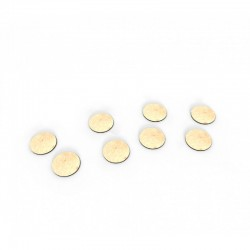 Dry-erase token set - diameter 2""