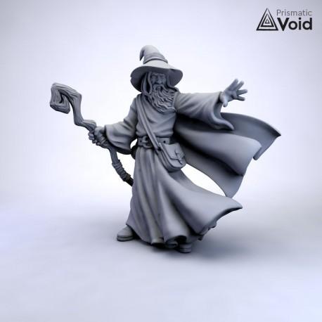 Ganfal - Grey Wizard