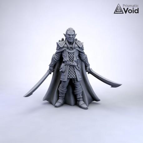 Lagosil - Elven Fighter